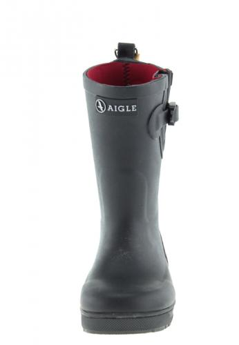 Woody Pop Iso Marine Children S Rubber Boots By Aigle