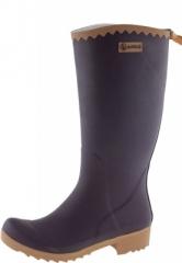 Aigle VICTORINE aubergine/N Women's Rubber Boots