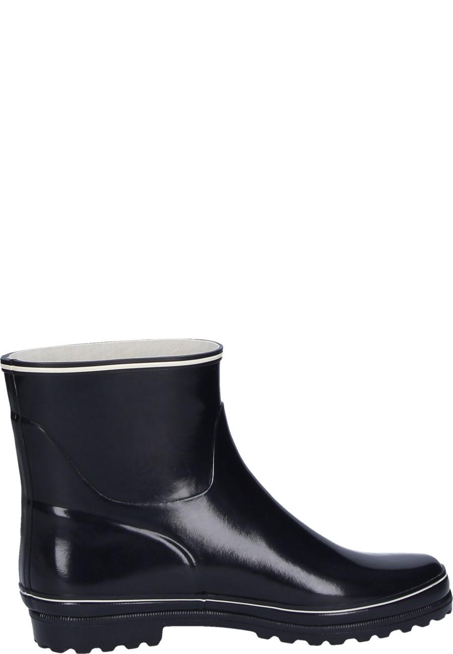 Women S Rubber Boots Venise Bottillon Color Block From Aigle