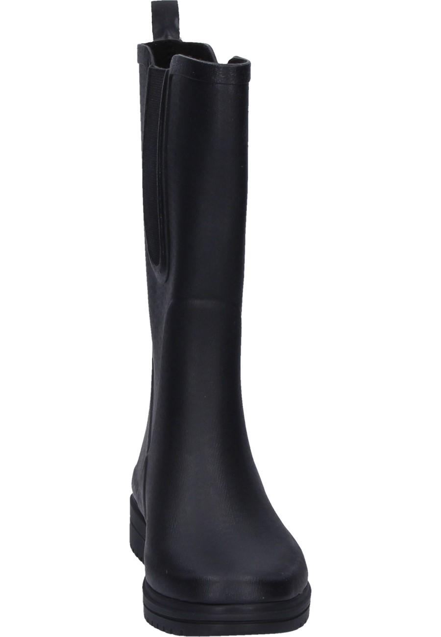 Women S Winter Rubber Boots Egoa Fleece By Aigle