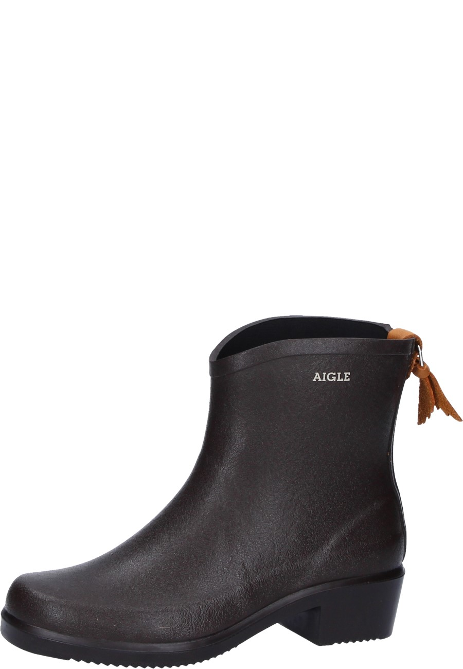 Womens Miss Juliette Bottillon Rain Boots Aigle OrJEOqA