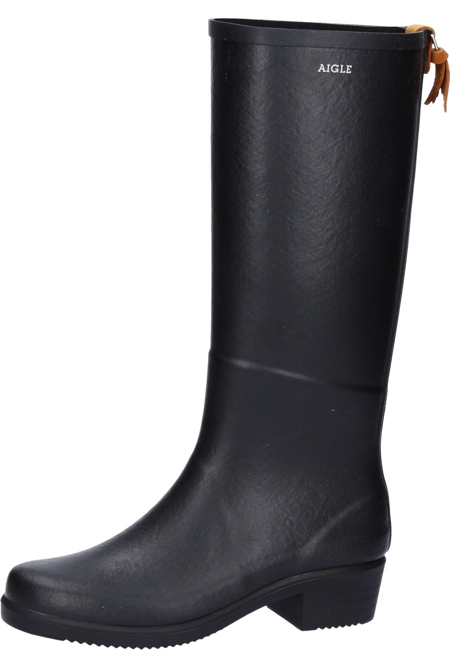 Rubber Boots Aigle Miss Juliette A Black