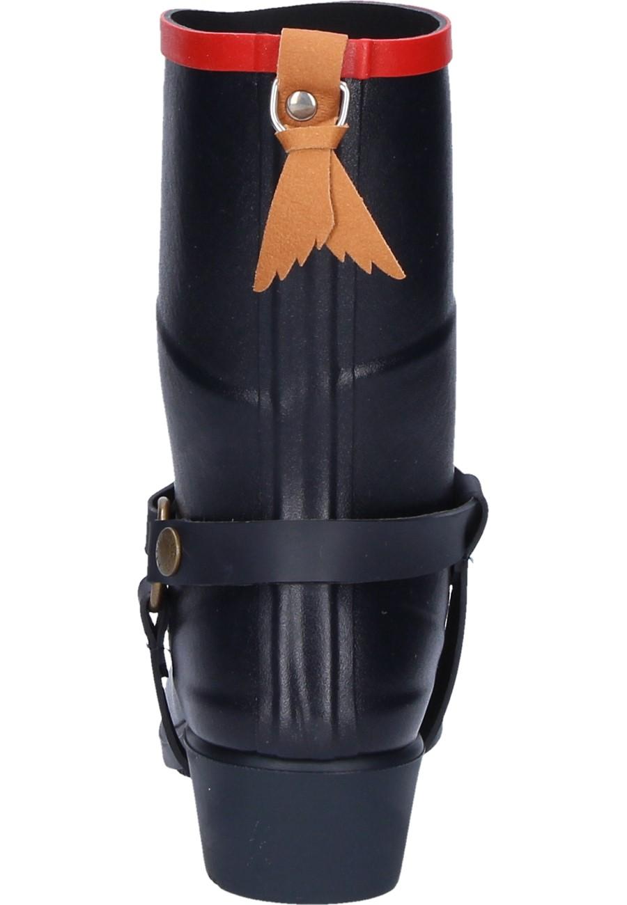 Aigle Miss Julie Noir Rubber Boots A Stylish Women S