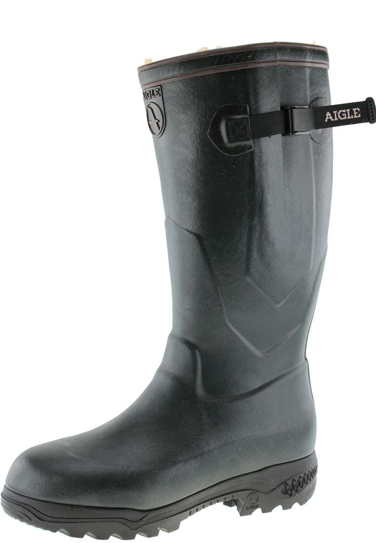Parcours 2 Siberie Bronze Rubber Boots By Aigle