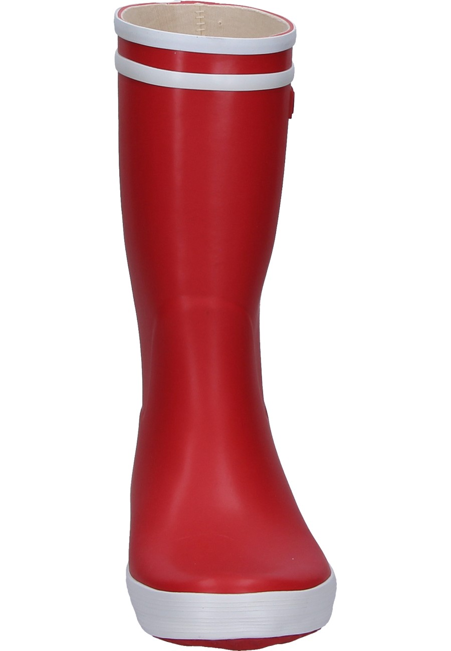 Aigle Lolly Pop Red Children S Rubber Boots A High