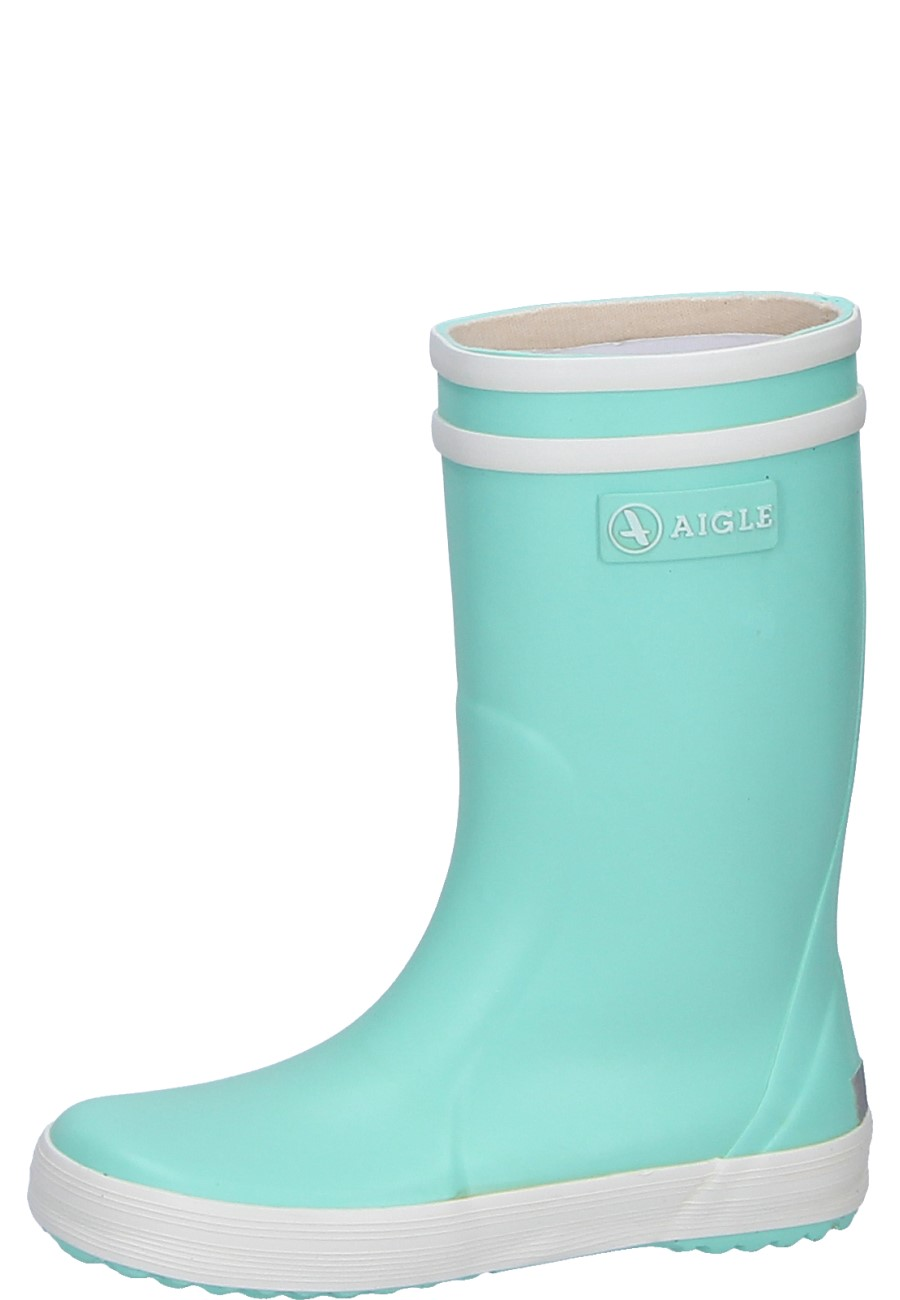Kids/'s Aigle Lolly Pop Wellies Boots in Blue