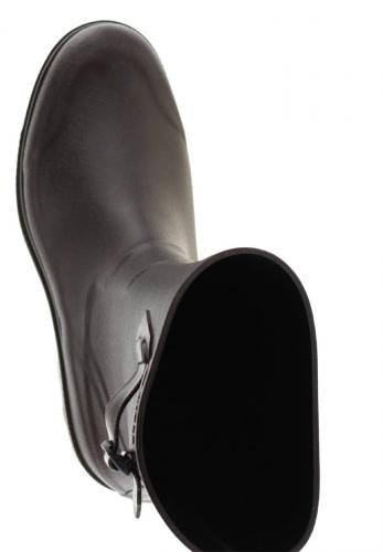 Icare Brun Rubber Boots By Aigle