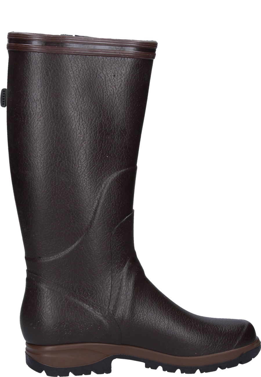 Terra Pro Vario Rubber Boots For Men By Aigle