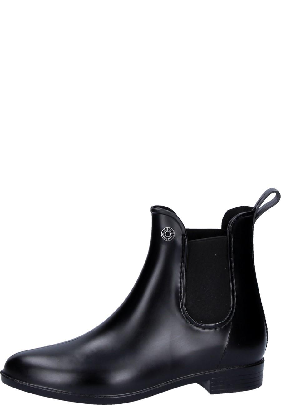 Womens Alaquine Chelsea Wellington Boots Aigle QVm7zhA