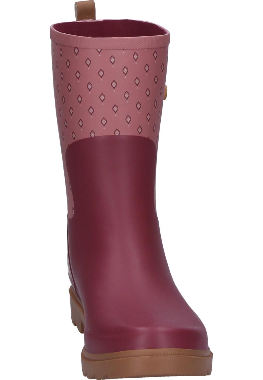 Short Rubber Boots Arizona Rose By Blackfox A Women S