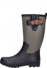 neueste kaufen schönes Design Sportschuhe AJS Blackfox BOTTE AMBRE noir women´s rubber boots