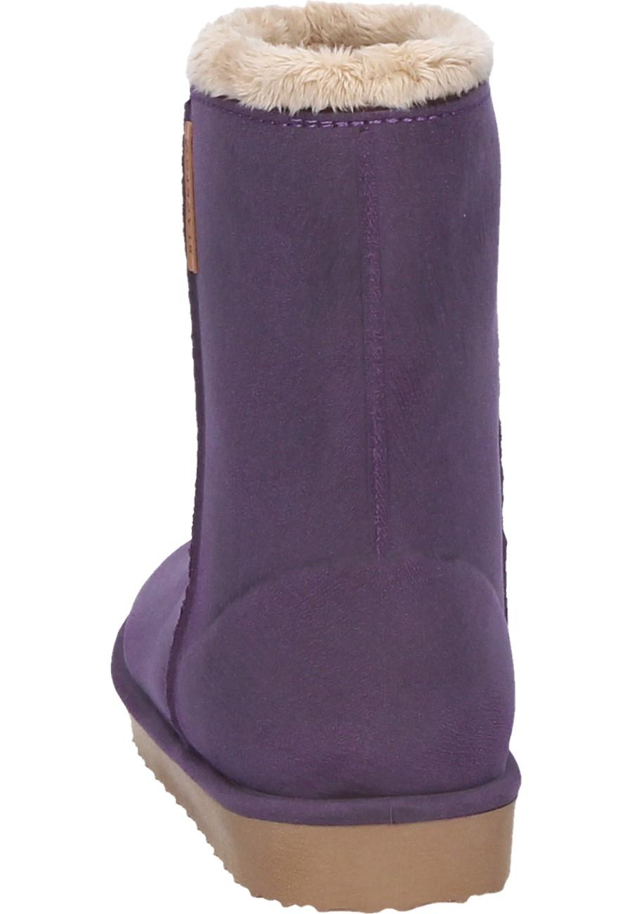 AJS Blackfox winter boots CHEYENNE KIDS violet