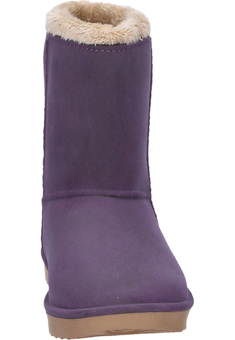 AJS Blackfox winter boots CHEYENNE KIDS violet