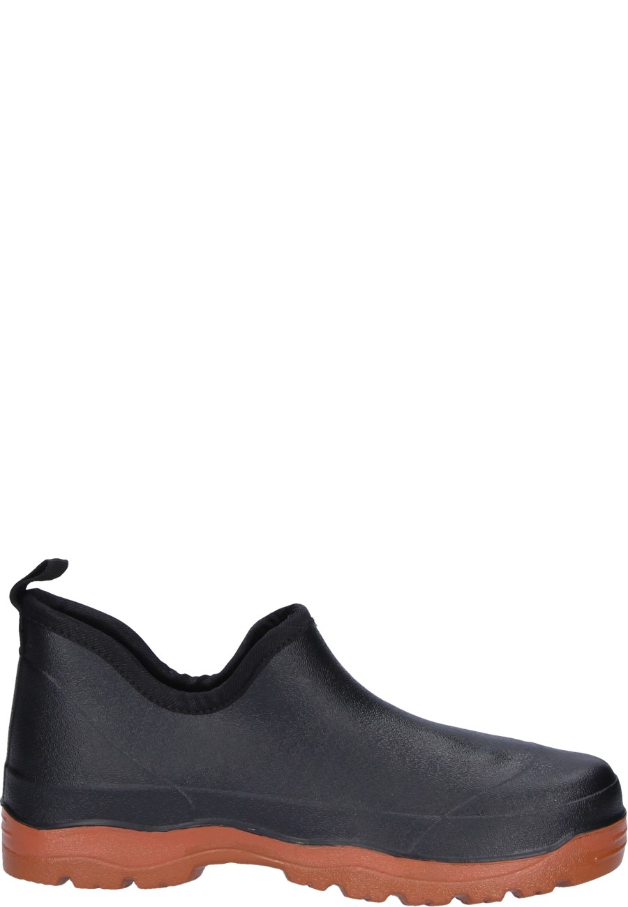 Ankle Rubber Boots Chaussure Oregon Noir From Blackfox