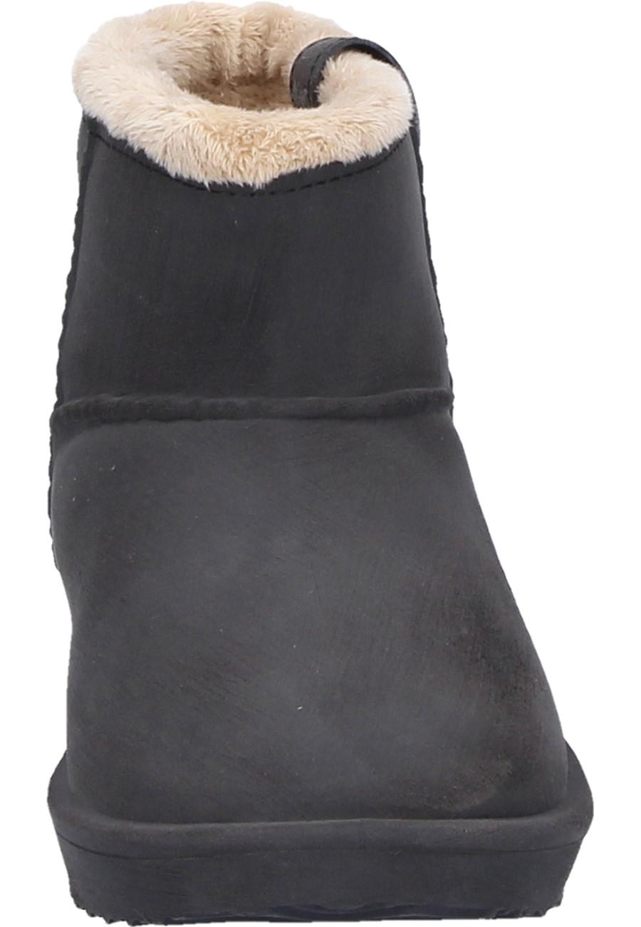 AJS Blackfox BOTTILLON CHEYENNE noir winter boots