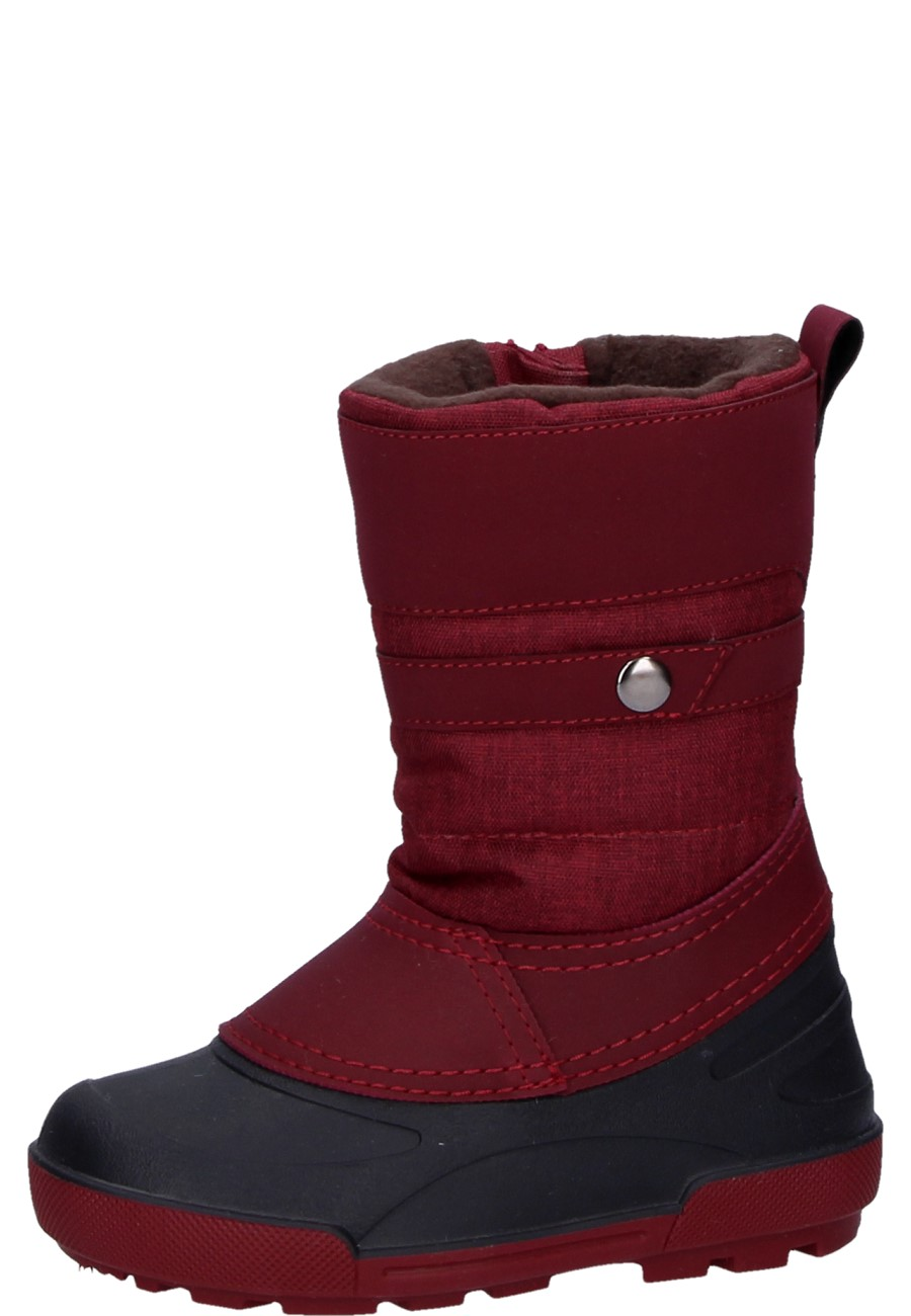 Winter boots SNOW bordeaux by Beck
