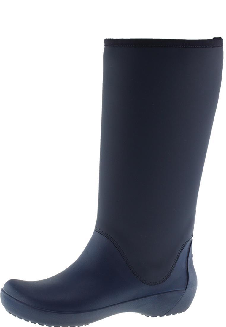 025385c27f566c High wellington boot Rainfloe Tall Boot for women by crocs