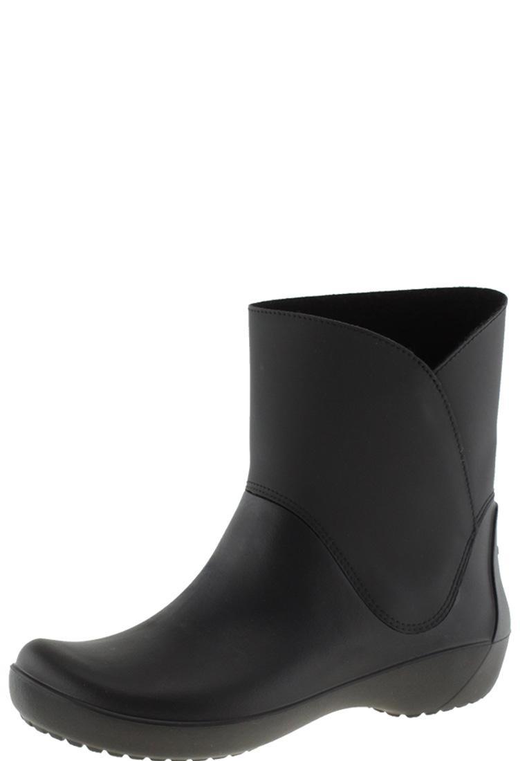 Women's ankle boot RAINFLOE BOOTIE by Crocs