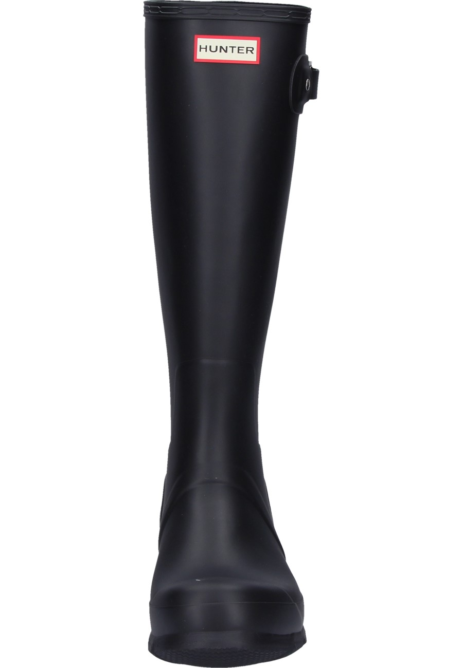 MEN´S ORIGINAL TALL black wellington boots by Hunter