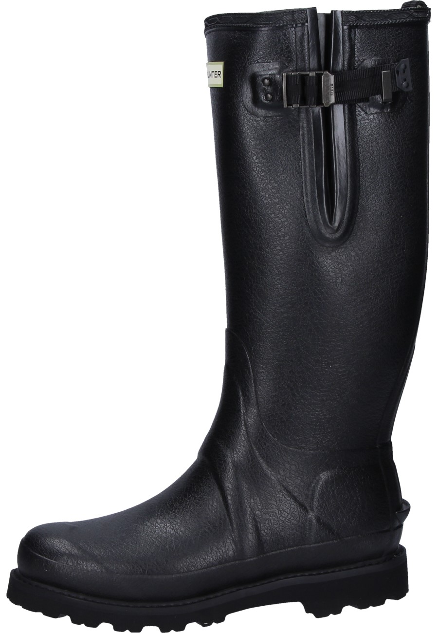 rubber boot Balmoral Neoprene black