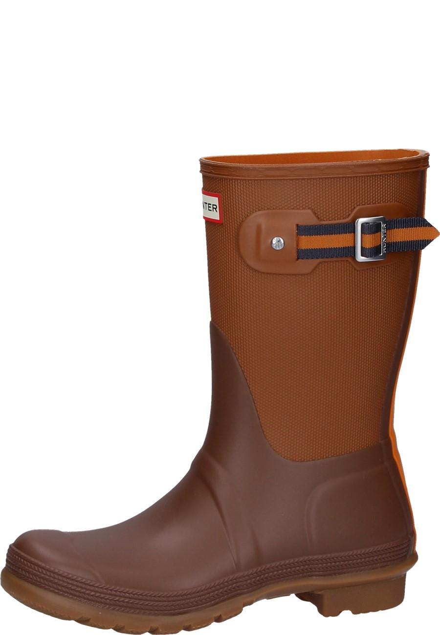 Women 180 S Rubber Boot Original Sissinghurst Short By Hunter