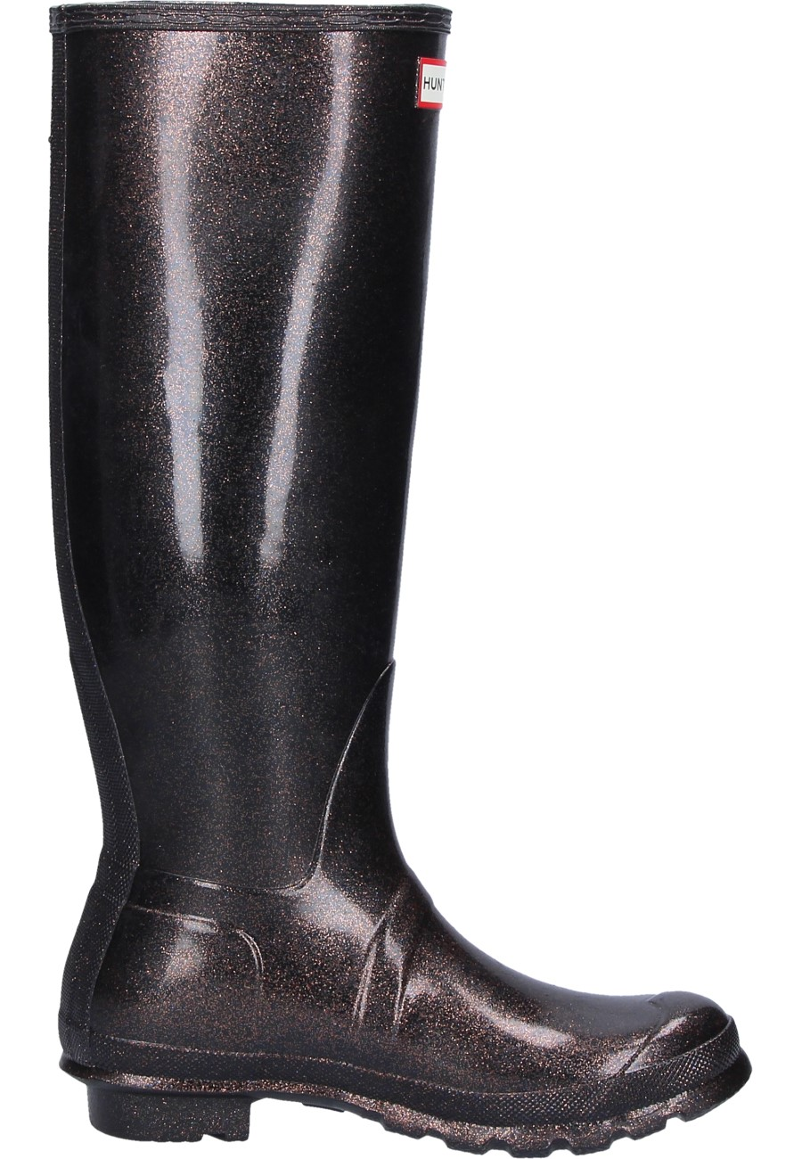 Women 180 S Rubbber Boot Original Starcloud Tall Comet Orange