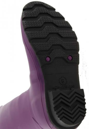 Kamik Jennifer In Plum Rubber Boots A Fine Rain Boot