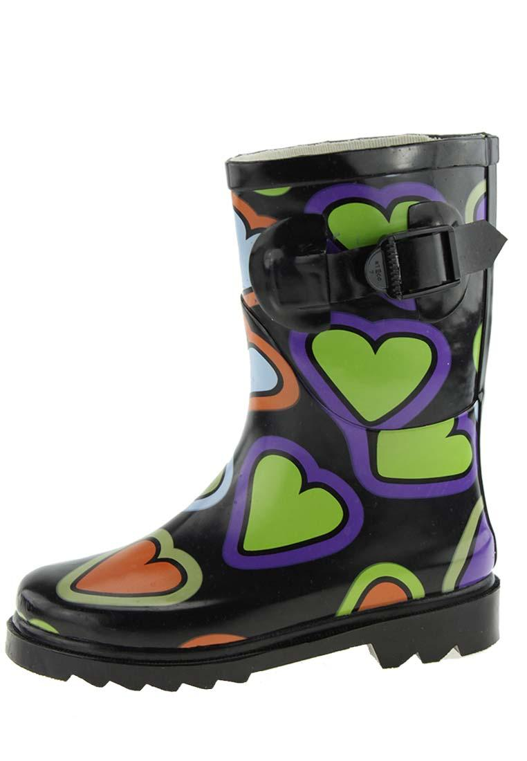 Hearts Children S Rubber Boots A Trendy Boot For Young