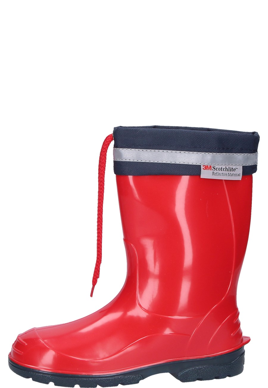 KIM - Kids Wellies in red – boots for