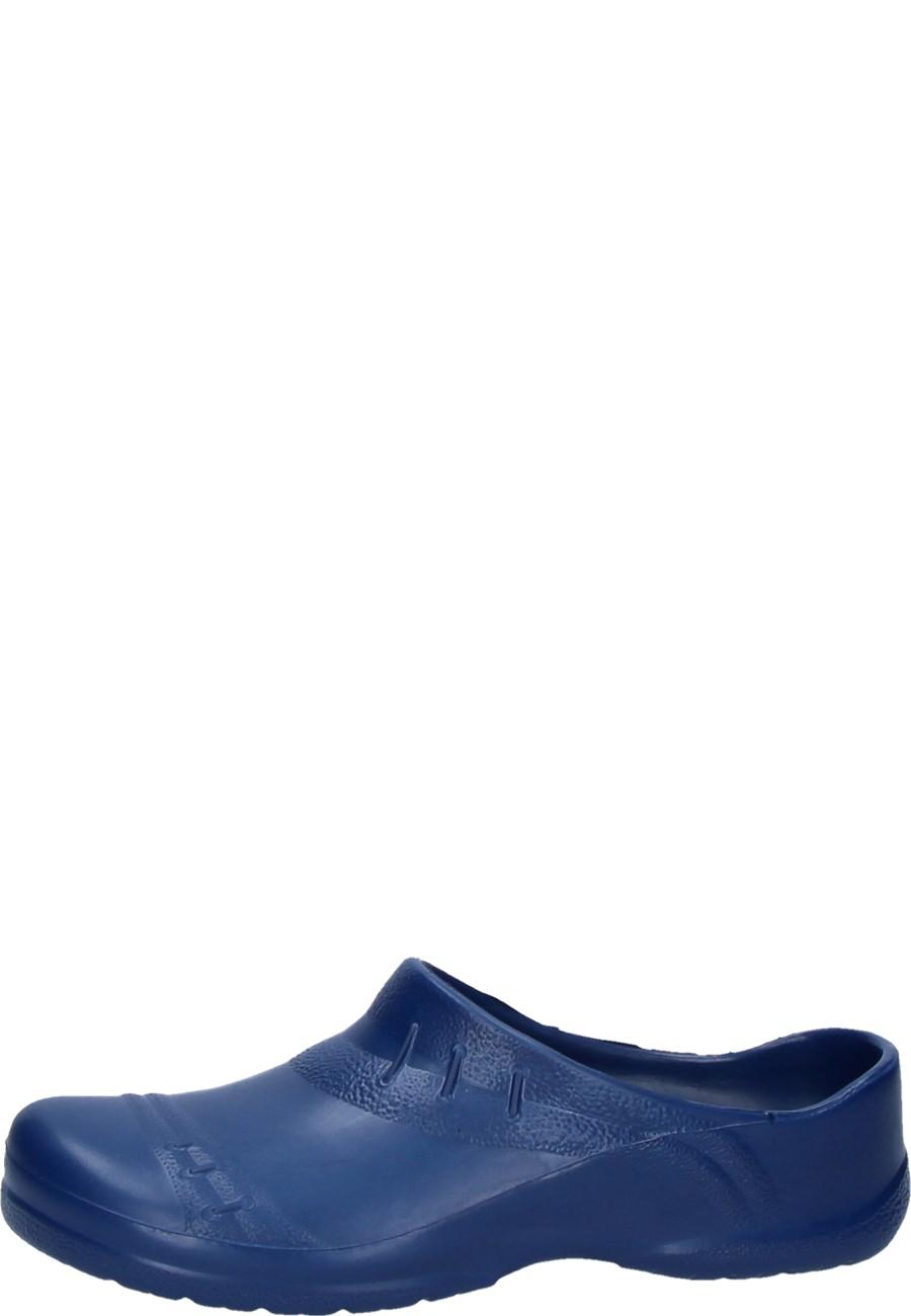 4c8a17acd976 EVA Clog blue Garden Shoe by Alsa