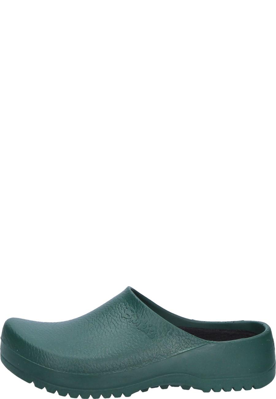 fa811df8474fdc Green Super-Birki clogs by Birkenstock
