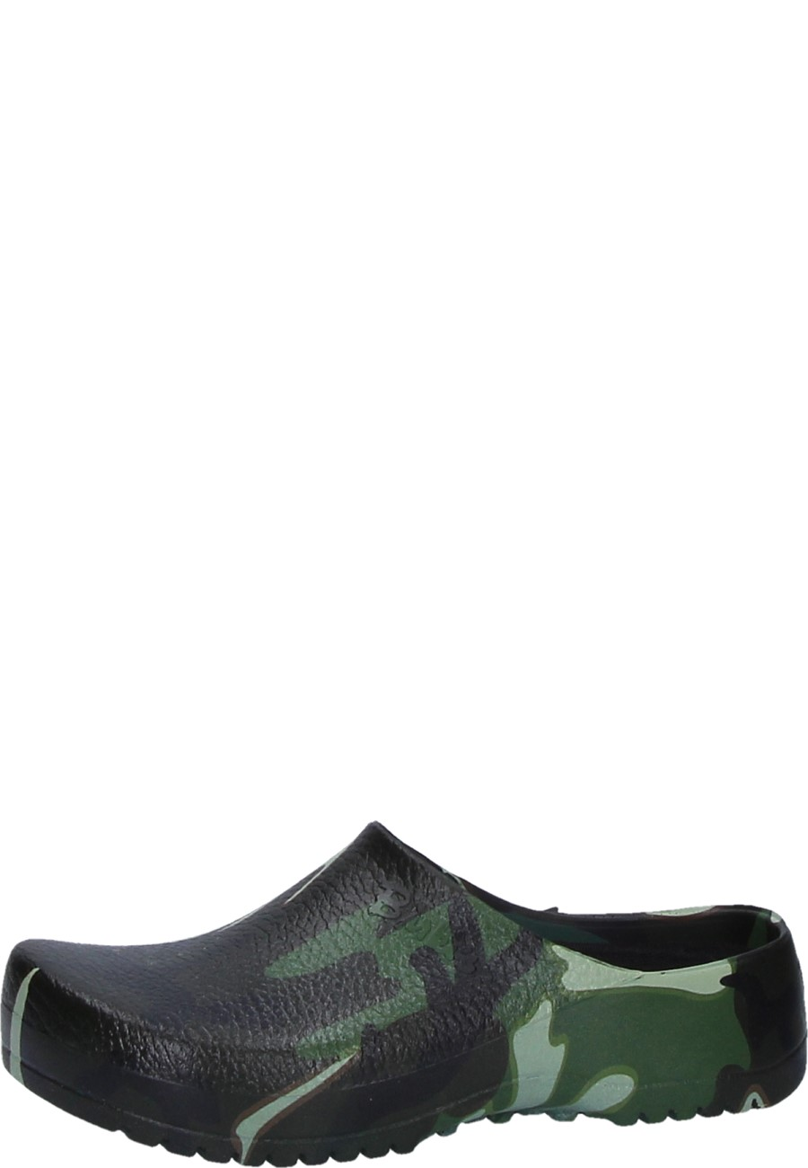 581fe3ad7cd9 Super Birki camouflage Garden Shoe by Birkenstock Professional
