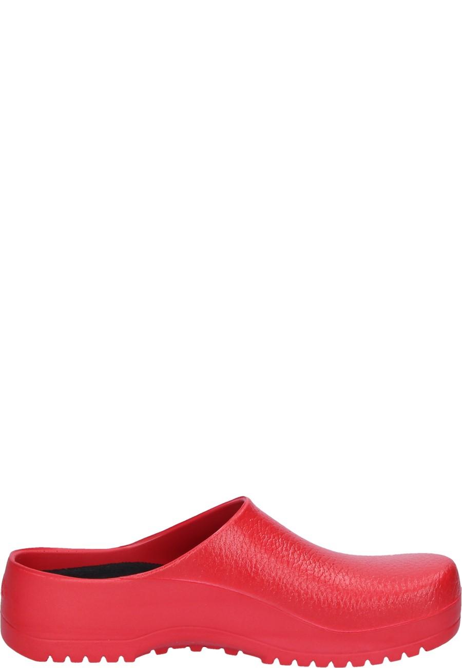 9a1ecffeeed155 ... Birkenstock Professional Clog SUPER-BIRKI red ...