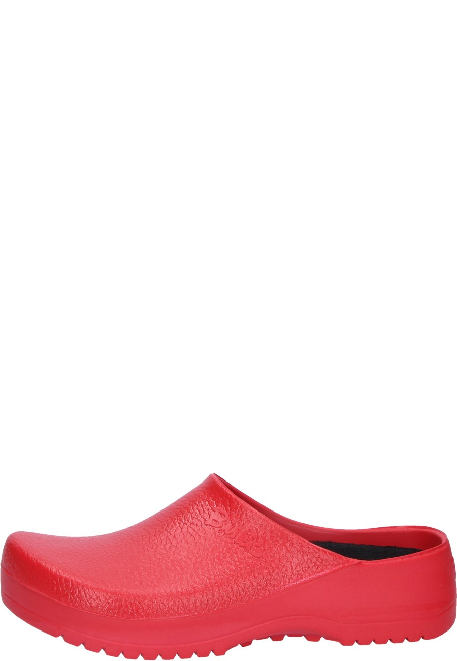 d407f70a04 Red Super-Birki clogs by Birkenstock
