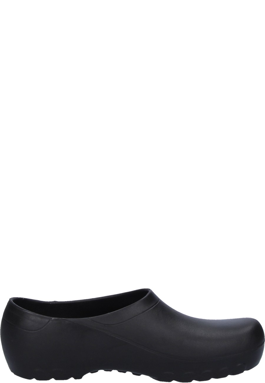 Jolly Fashion By Alsa A Black Pu Shoe With A Removable