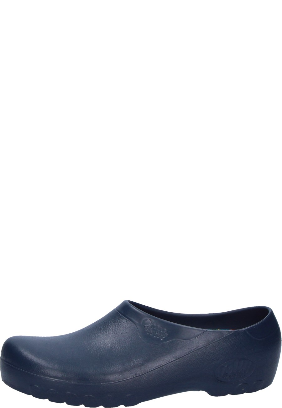 Jolly Fashion By Alsa A Blue Pu Shoe With A Removable
