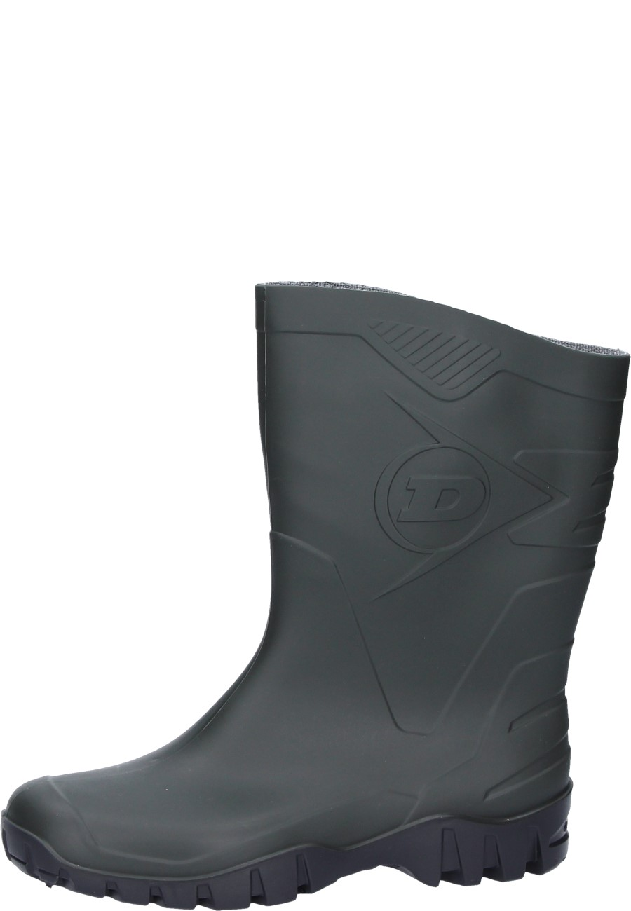 wellington boots dunlop dee in olive a low priced boot. Black Bedroom Furniture Sets. Home Design Ideas