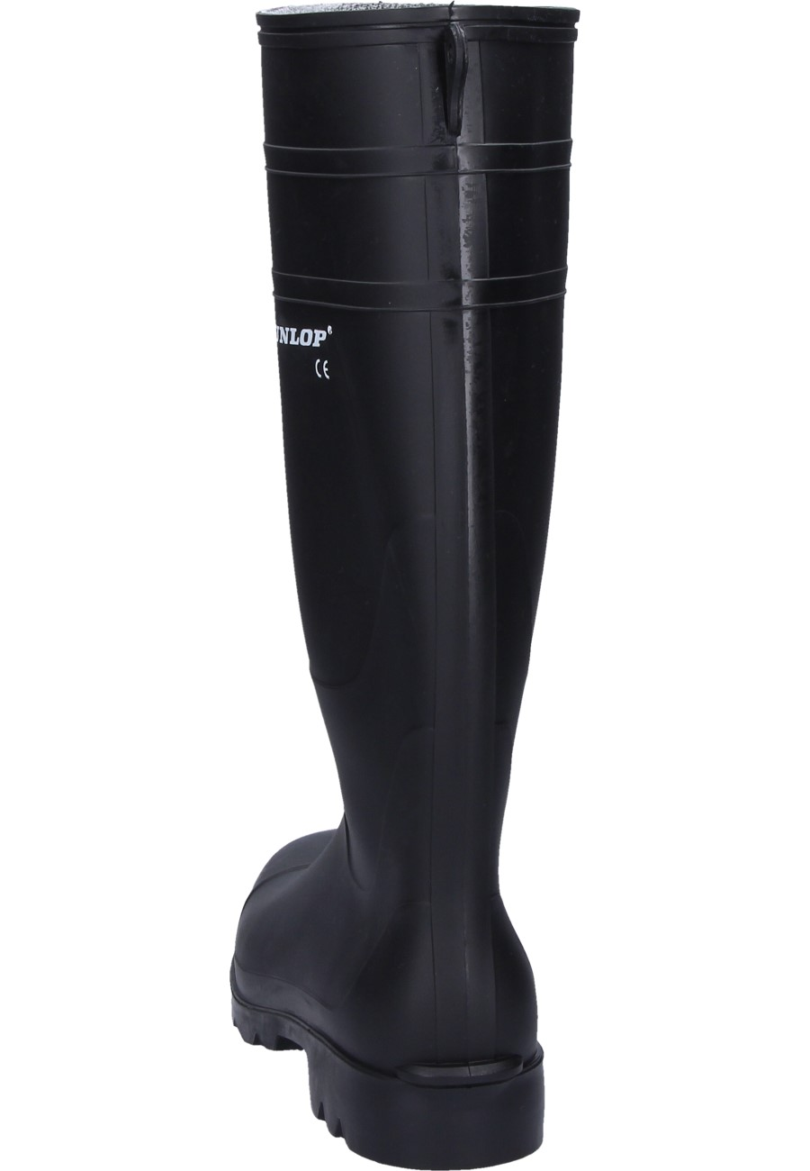 680cf9a88c9b ... Dunlop woking and leisure rubber boots UNIVERSAL black ...