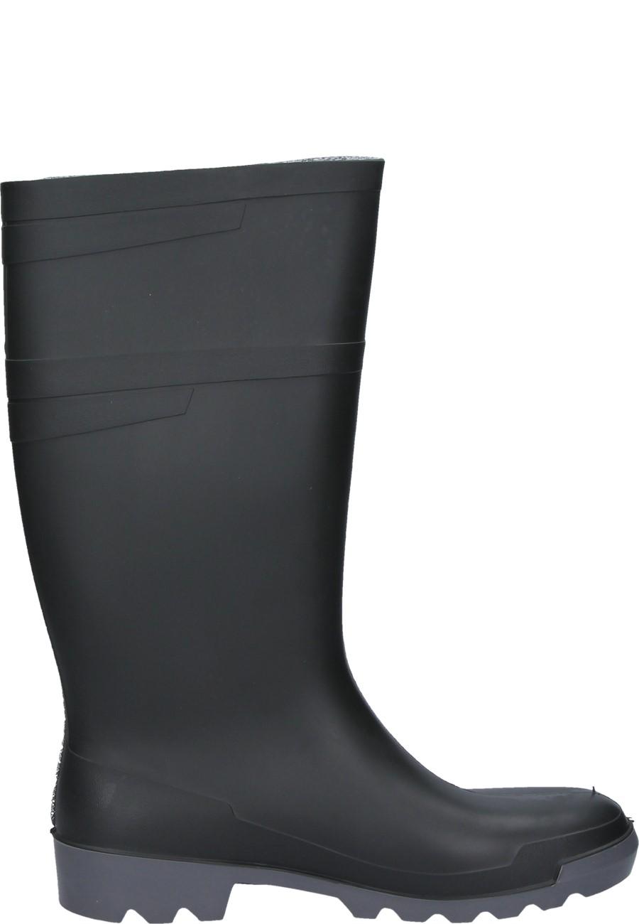 Dunlop Hobby Long Pvc Wellington Boots A Green Rain