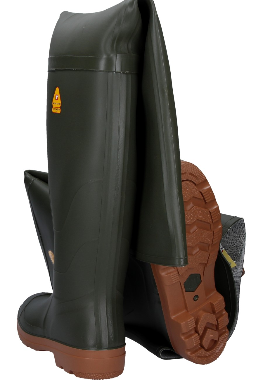 Nora River Thigh Waders A High Quality Wellington Boot