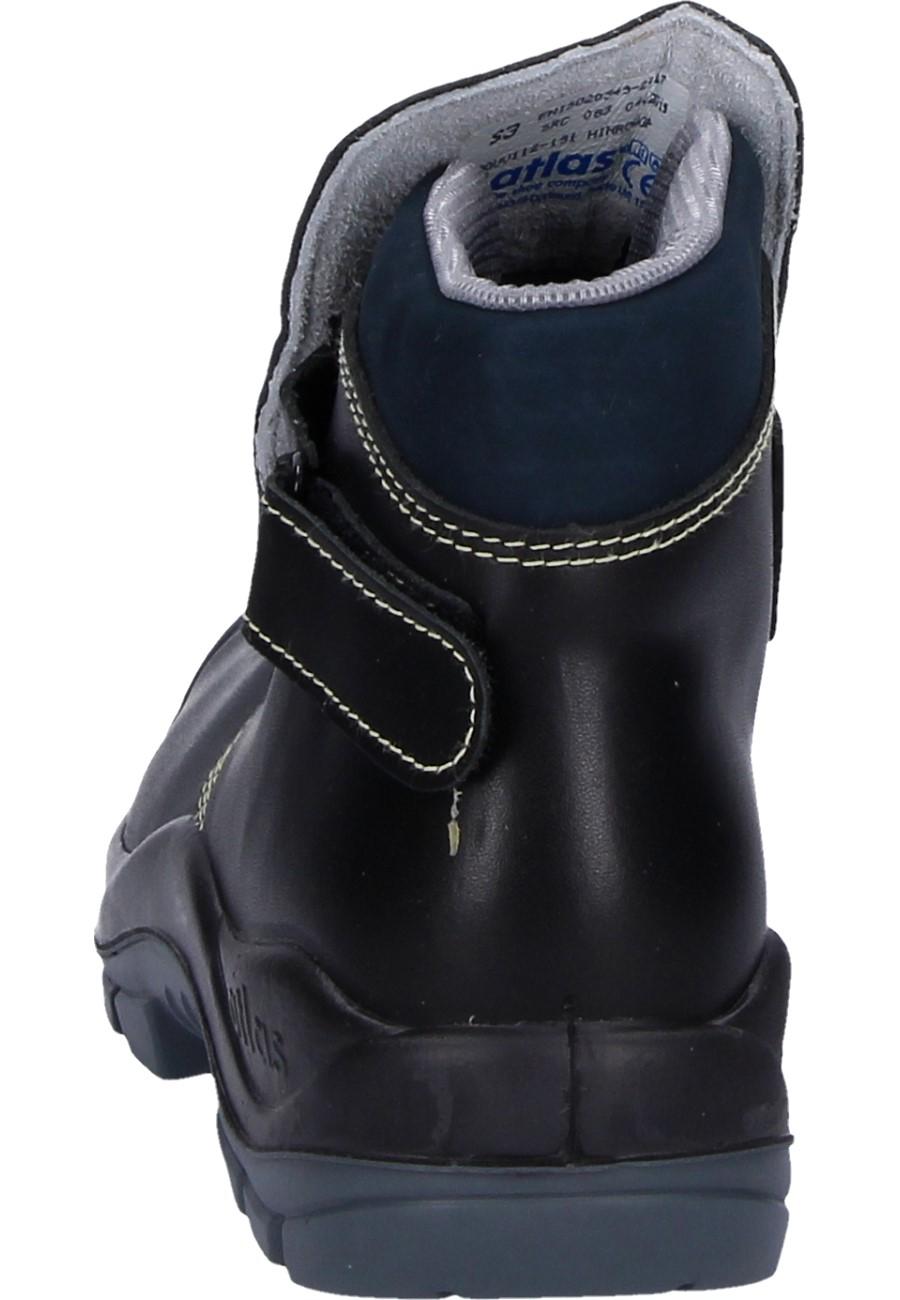 Duosoft 793 Hi s3 Atlas Work Shoes Heat Resistant Sole NR 743