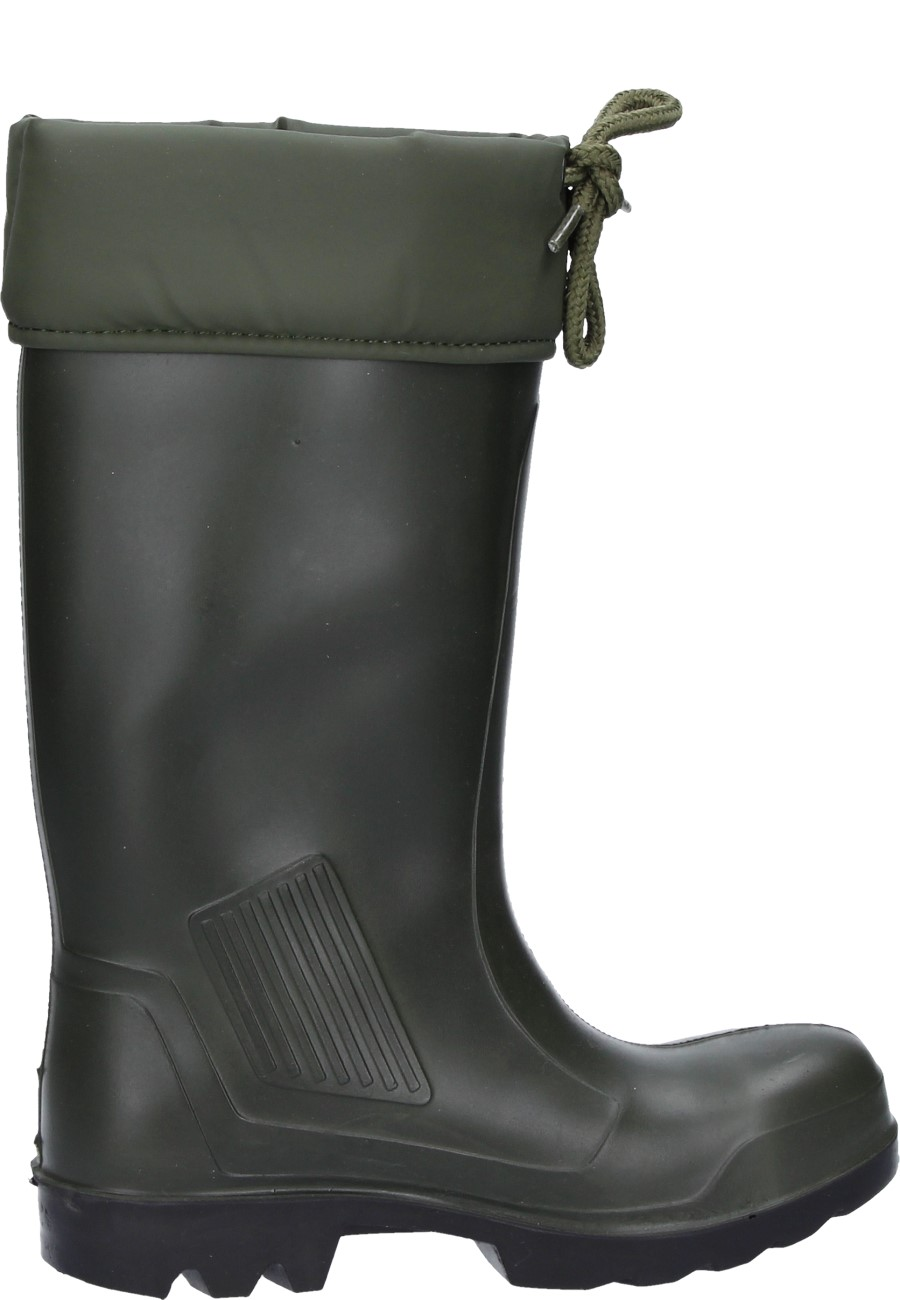 Dunlop Purofort Thermoflex Full Safety Rubber Boots In
