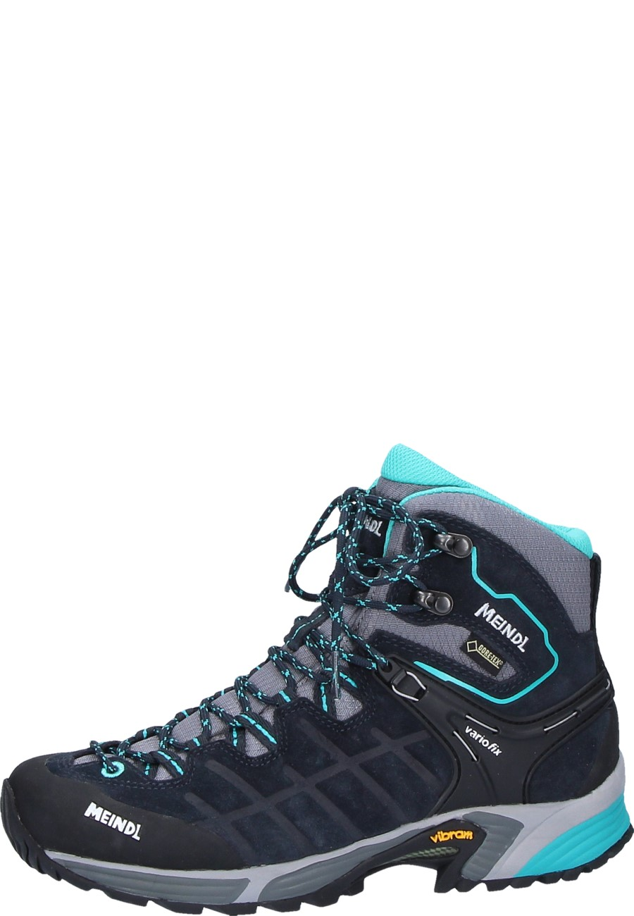 bc84aa01bd4 Meindl womens' hiking boots KAPSTADT GTX marine / turquoise