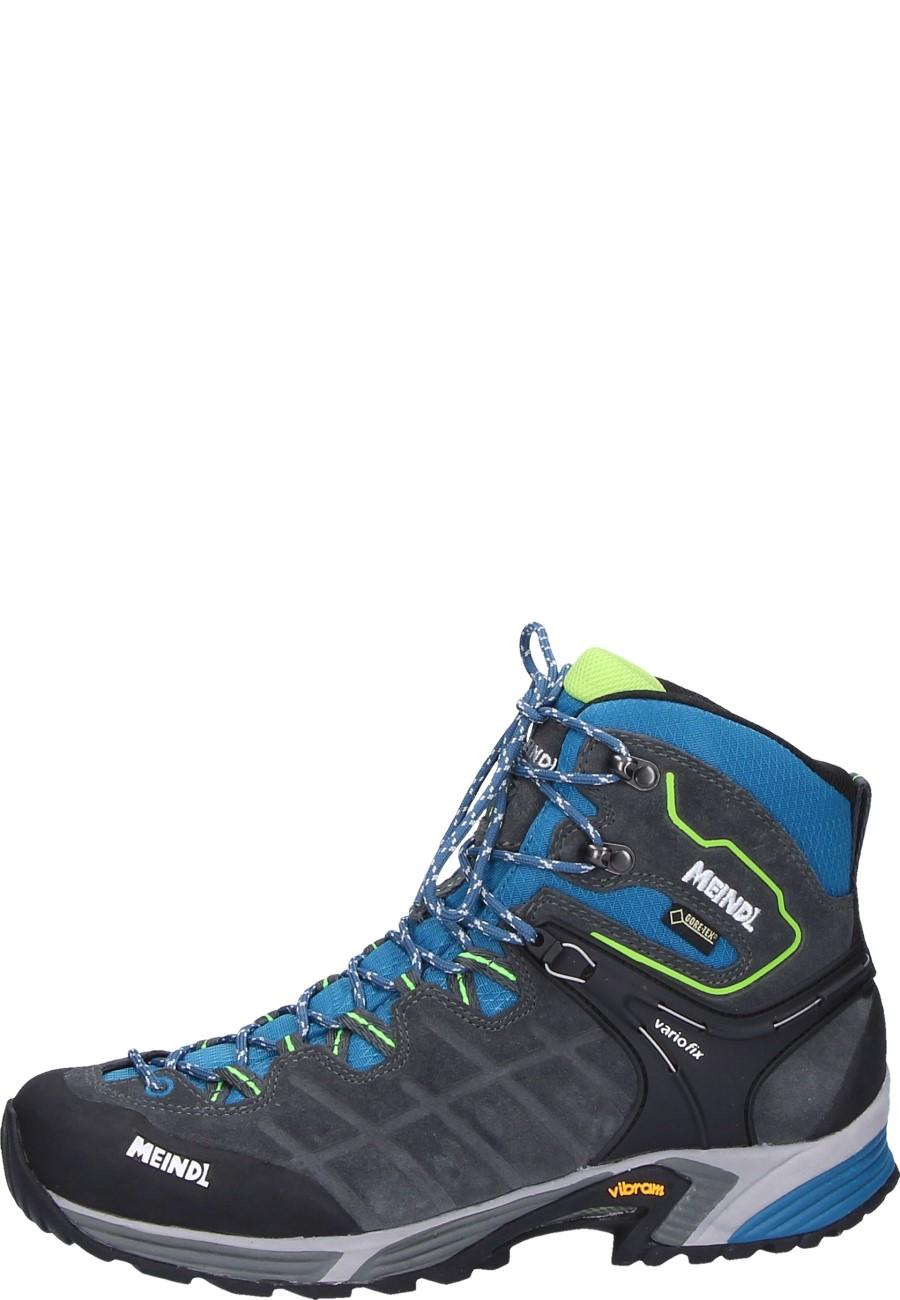 9f440f091b0 Meindl mens' hiking boots KAPSTADT GTX grey/petroleum