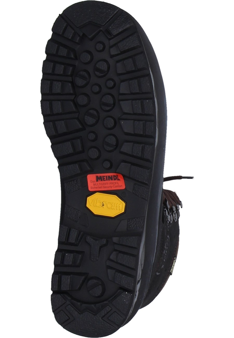 0a8b5934135 Meindl -Island MFS Active black- waterproof Trekking Boot in excellent fit  and Meindl quality