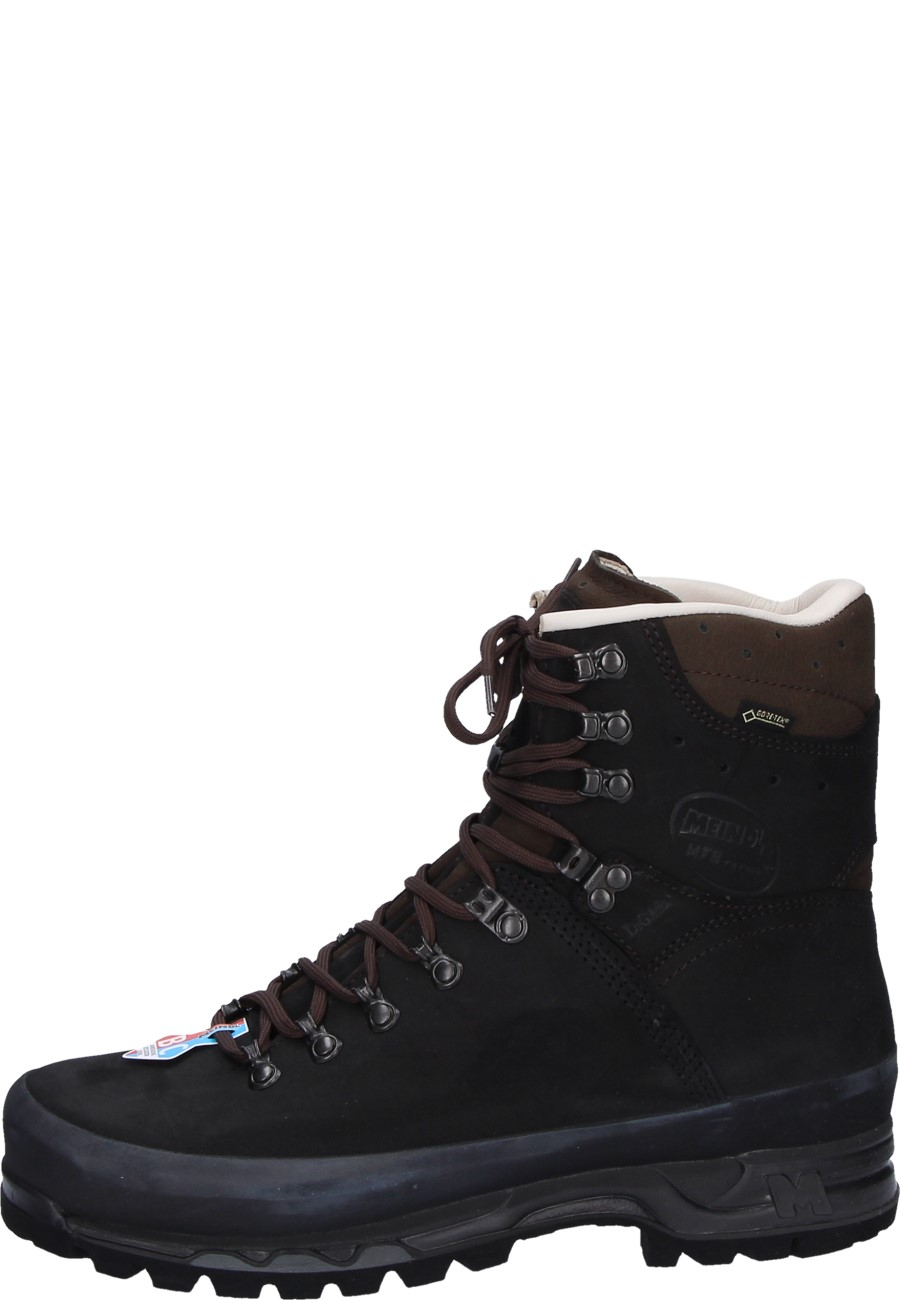 372e8f5d9b4 Meindl -Island MFS Active black- waterproof Trekking Boot in excellent fit  and M