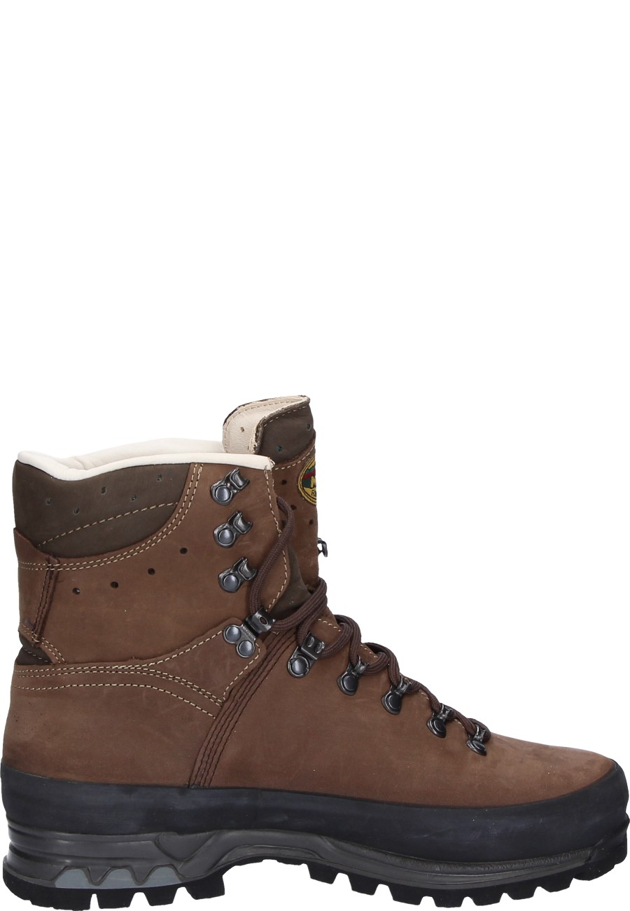 61513f13e77 Meindl -Island MFS Active brown- waterproof Trekking Boot in excellent fit  and Meindl quality
