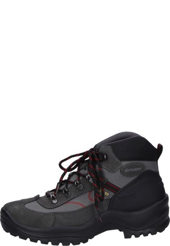 3bd02205619 Grisport nubuk leather and nylon mesh laced trekking boot GRITEX anthracite