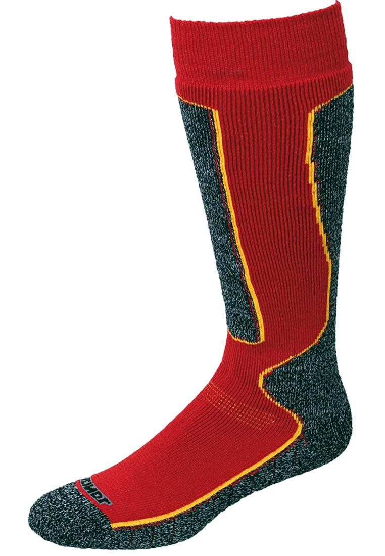 Meindl Winter Sock Red Socks The Warming Feel Good