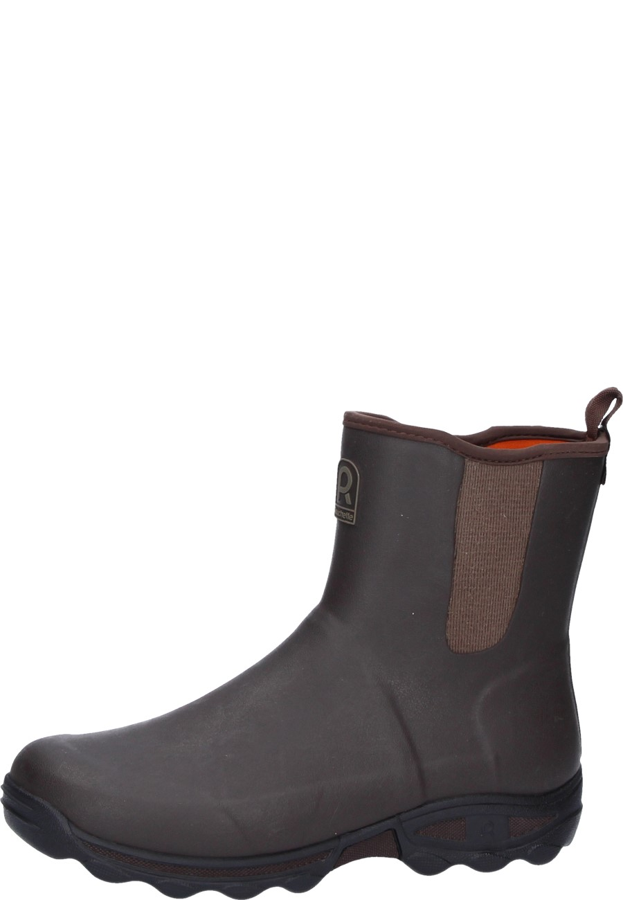 clean boot marron rubber bootsrouchette